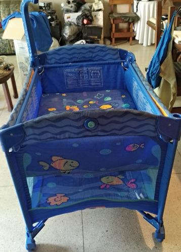 corral cuna plegable de bebe fisher price