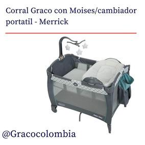 07c4c1aac Dormitorio Bebe Cunas Corral Graco - Bebés en Mercado Libre Chile