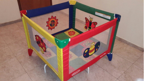 corral graco pack y play colores