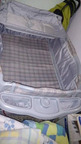 corral mesedora con accesorios marca airbus unisex