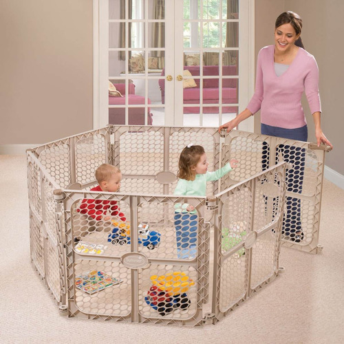 corral p/ bebe summer infant secure surround play safe play