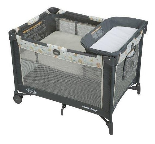 corral pack and play simple solutions linus - graco