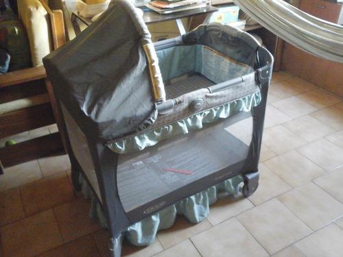 corral para bebés marca graco usado