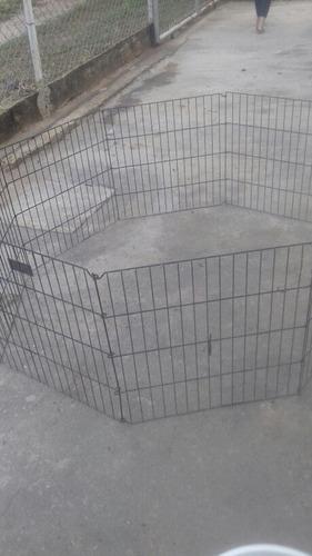corral para perros sin accesorios usado