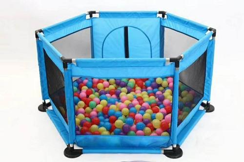 corral pelotero bebe colores incluye 10 pelotas