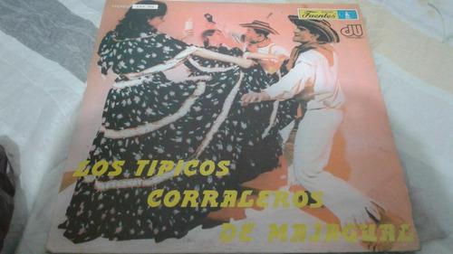 corraleros de majagual/ cumbia colombiana/ lp vinilo acetat