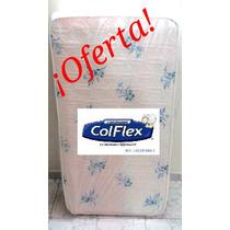 Colchón Impermeable Cuna 1.30x0.90+cojín Antireflujo Regal