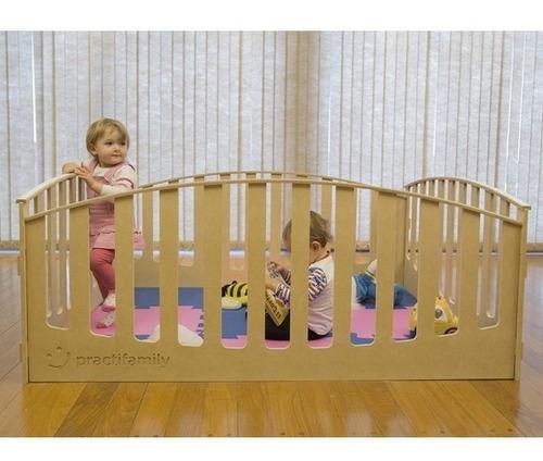 corralito bebe y niños ( 1.50 x 1.37 x 61 ) stock permanente
