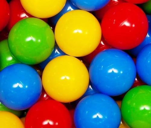 corralito pelotero inflable para chicos + 50 pelotas