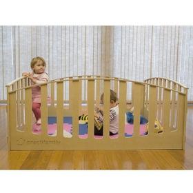 Corralitos Encastrables Para Bebes Y Niños 1.30 X 1.17 X 61