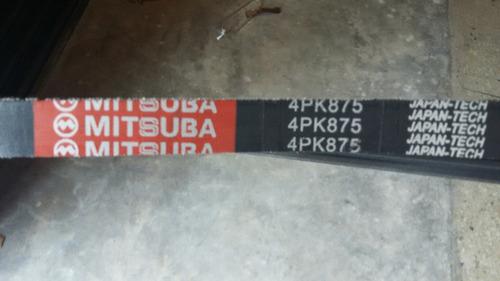 correa alternador de elantra y excel hyundai  marca mitsuba