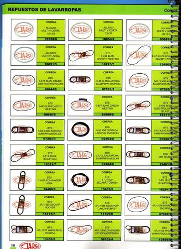 correa bts 0-50 3l500 aurora/siam/ph/wh/eslab. art.07283/4