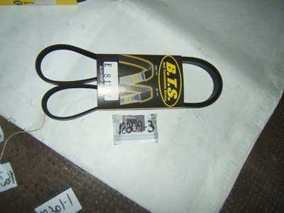 correa bts 8ph 1287 electrolux elastica  art.18309/3