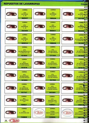 correa bts neoprene a-44  art.04321/4