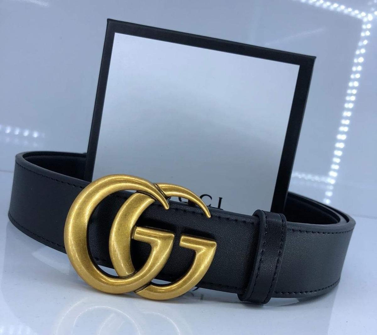 7b198d38c Correa Cinturon Gucci Negro Para Dama Cgnd. - $ 78.599 en Mercado Libre