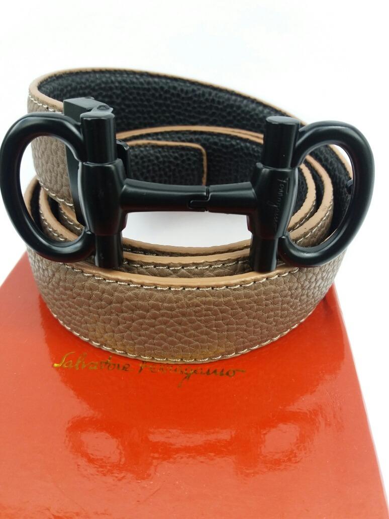 53611da638b4a Correa Cinturón Salvatore Ferragamo. Varios Modelos -   55.000 en ...