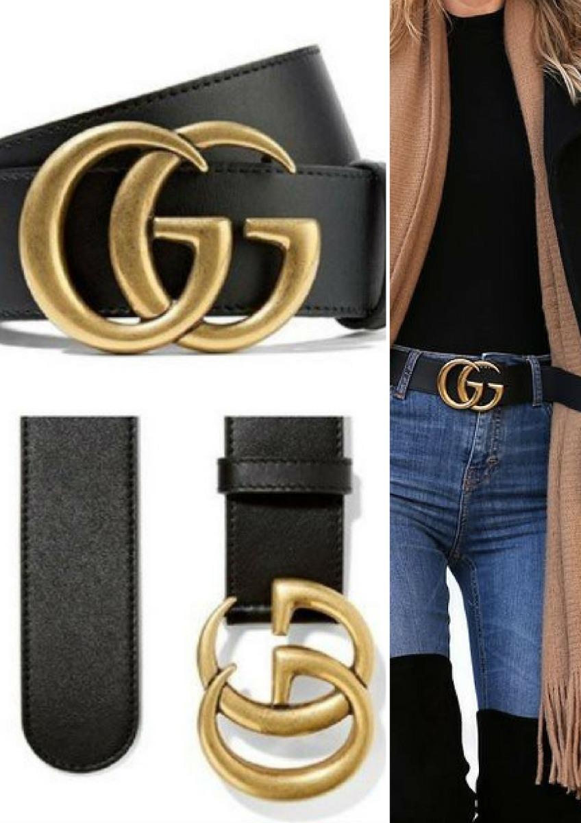 9a0bbb0e4 Correa Cinturones Gucci Mujer Hombre Varios Estilos - $ 58.900 en ...