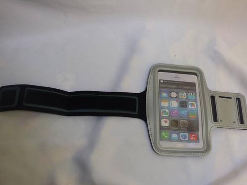 correa de brazo armband para correr iphone galaxy xperia