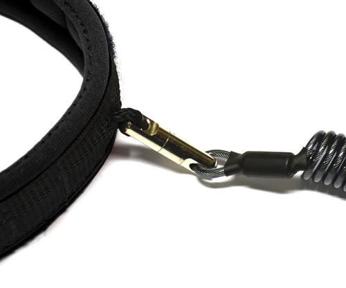 correa de brazo gopro para montaje en boca (negro)
