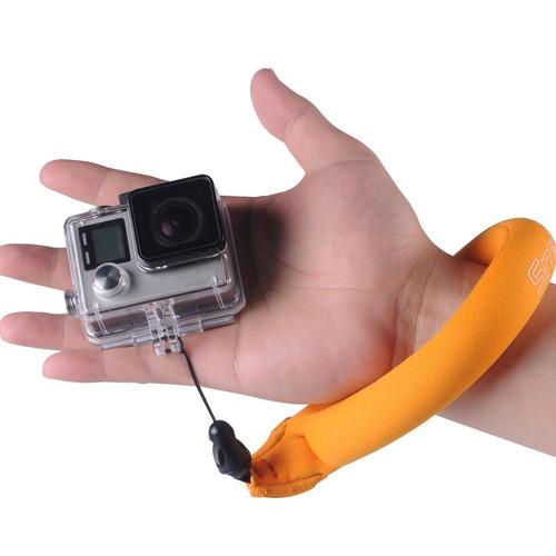 correa de cámara flotante impermeable smaacc (paquete de 3)