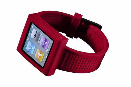 correa de reloj para ipod nano 6ta certificada