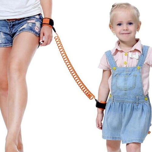 correa de seguridad para niños anti lost arnes - seguro 100%