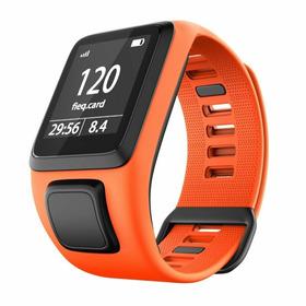 Correa De Silicona Para Smartwatch Color Naranja