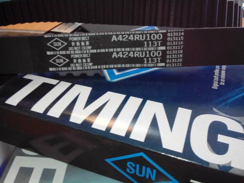 correa de tiempo hyundai tucson / elantra 2.0 marca sun