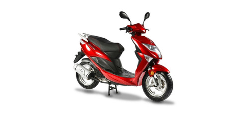 correa de transmision scooter corven expert 80 - moto 3