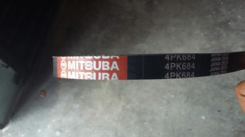 correa del alternador de arauca chery  marca mitsuba