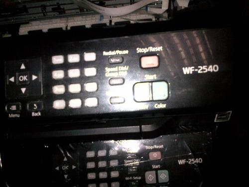 correa del carro epson wf 2540 y 2430