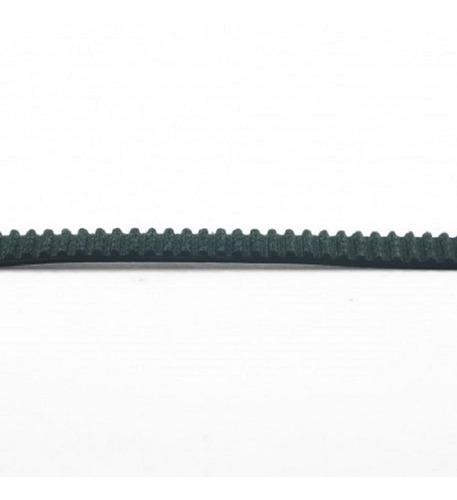 correa dentada abierta gt2 de 6mm - x metro