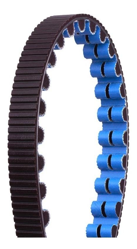 correas Gates carbon Drive CDX azul//negro