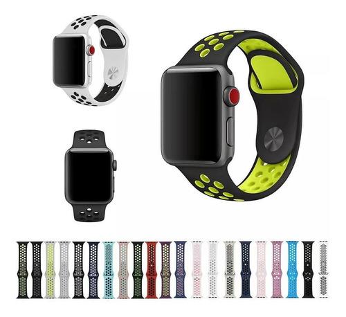 correa deportiva para apple watch band