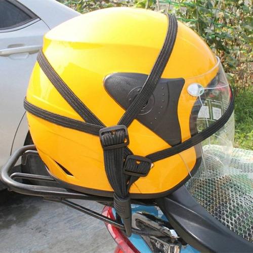 correa deportiva red porta casco soporte correa bulto sujeta