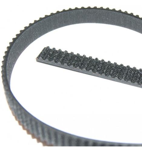 correa gt2 6mm x 1 metro abierta impresora 3d reprap arduino