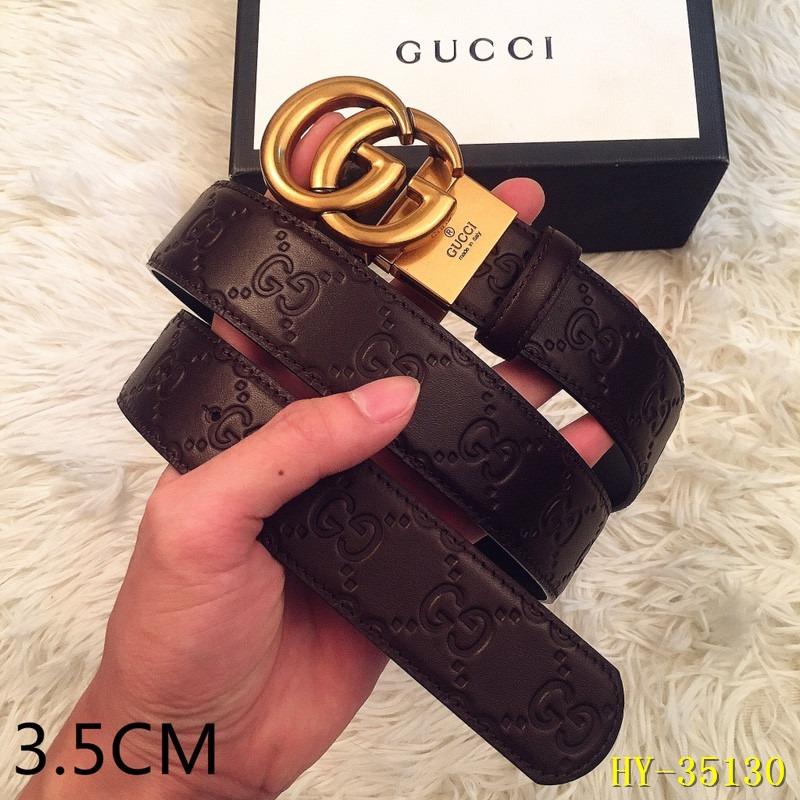 9cb3dc52e0c65 Correa Gucci Hombre Cuero Original -   690.000 en Mercado Libre