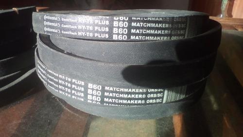 correa industriales b64 b60 b54
