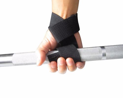 correa levantamiento pesas gym straps elevación (sencillas)