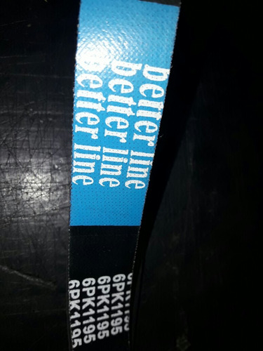 correa multicanal seat toledo 1.8 2.3 córdoba 1.6