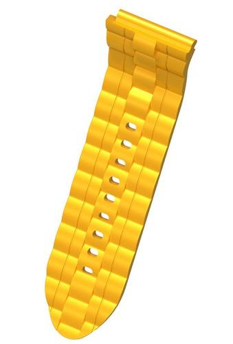 correa myway larga / corta con hebilla amarilla - l06 / s06