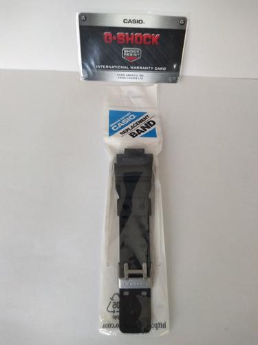 correa original casio® g shock ga-100/ ga-110/ gdf-100 nueva