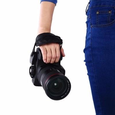correa para manos en cámaras dslr - super comoda