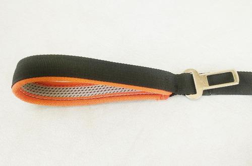 correa para perros elastica 1,5 cinto de seguridad