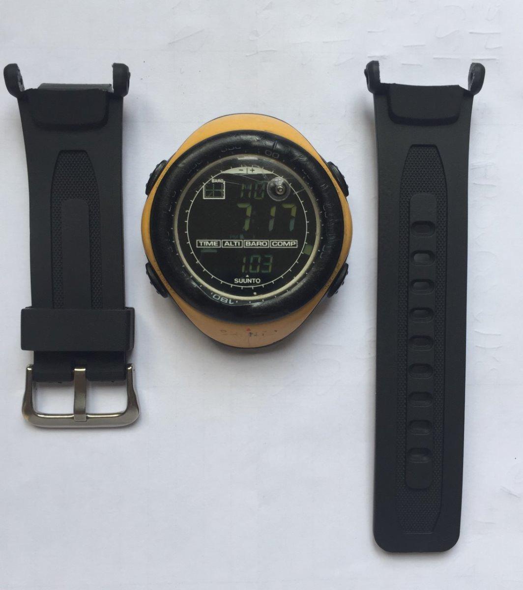 7c922af809dd correa para reloj suunto vector buena adaptacion goma caucho. Cargando zoom.