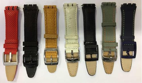 correa para relojes swatch %100 originales