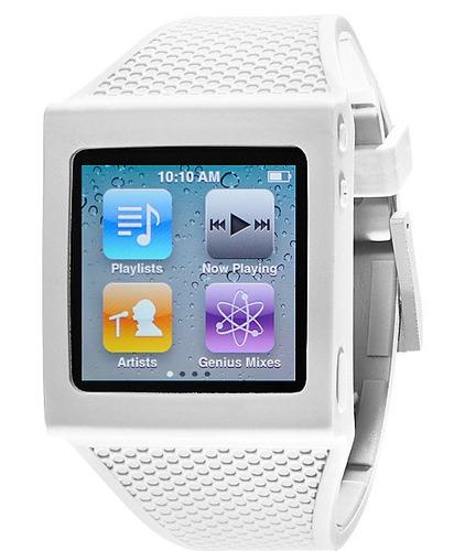 correa reloj ipod nano 6ta marca hex