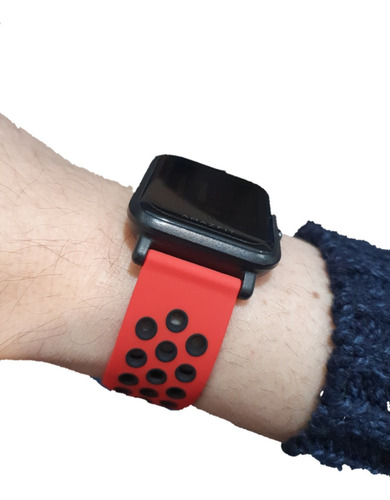 correa reloj xiaomi amazfit bip pace samsung moto watch 20mm