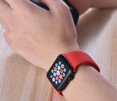 correa silicona 16 colores apta para todas tallas y series