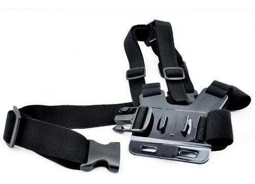 correa soporte pecho montaje ajustable gopro